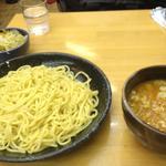 つけ麺道 五郎 - ピリ辛ごまつけ麺