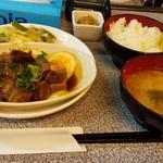 はらぺこ屋 - 料理写真:日替わり定食