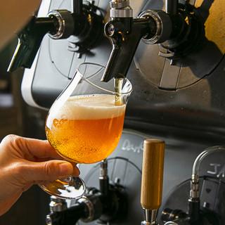 こだわりのビールと日本酒は、おでんにベストマッチング!