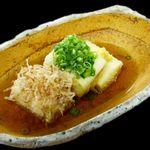 福亭 - 揚げだし豆腐