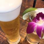103184885 - ビールとジンジャーエール
