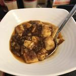 天使担々麺 - 麻婆豆腐
