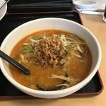 天使担々麺 - 坦々麺(醤油)