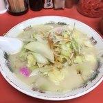 三陽軒 - 料理写真:チャンポン
