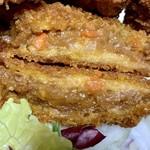 103187236 - お肉はちょっと小さめでしたが、ビーフシチューの雰囲気は出ていました!