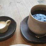 プルスト カフェ - コーヒーのカップが手に馴染みが良くいい感じ~