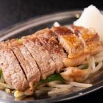 小金ちゃん - 牛ステーキ