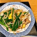 おふくろ亭 - ニラ卵炒め