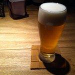 京都 五行 - 生ビール¥550.-