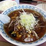 10319657 - 酸辣麺(サーラーメン)ライスセット940円