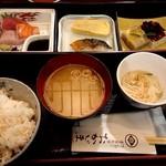 でんがく・季節料理 おかじま - 料理写真:和田(わでん)定食♪