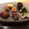 もり山 - 料理写真:旬菜盛合せ