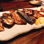 魚とごはん つき灯り -