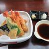 松月庵 - 料理写真:「小海老天ぷら盛り合わせ」