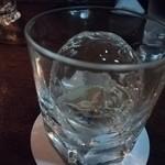 ジガーバー シルクロード - グラス 氷