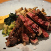 こ熊や - 料理写真:和牛ロースステーキ