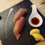 103199417 - 肉寿司
