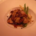 ラトリエ - 地鶏のグリエ