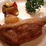 ヴァンソーブル - 鴨のコンフィ