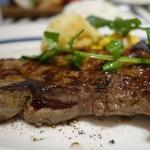 熟成牛ステーキ専門店 Gotties BEEF - (2019/1月)「1日10食ランチ限定の熟成牛サービスステーキ」