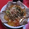 ぎと家 - 料理写真:タンタンそば (チャーシュー+大盛+辛脂/中辛)
