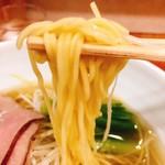 麺屋 一徳 - 麺リフト!