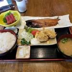大磯大衆食堂 えびや - おすすめセット2019.03.06