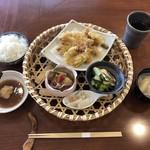 日本酒と旬彩 殿と美 - 料理写真:おすすめ定食