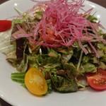 103211540 - 彩り野菜サラダ
