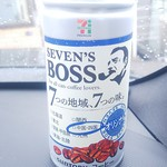 セブンイレブン - ボスオリジナル100円