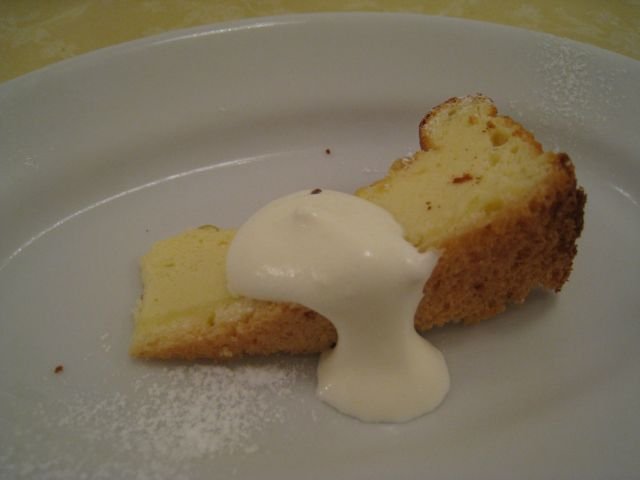 ラルテ - チーズケーキ