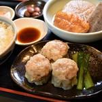 福島屋 - 自家製しゅうまい定食