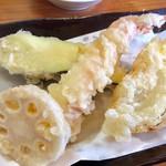 天ぷらや天八 - 料理写真: