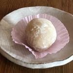 和菓子処 甘味屋 - いちご大福