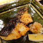 お料理とお酒 五万米 - 焼魚定食(鰆照焼) 1200円