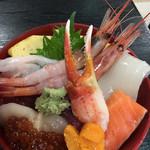おたる巽鮨 - 海鮮丼2400円