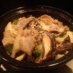 10323414 - 野菜とベーコンのオリーブオイル蒸し