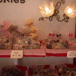 チェリボン洋菓子店 - クッキーも種類豊富