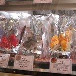 チェリボン洋菓子店 - 噂のブランデーケーキ