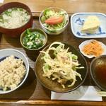 玄米生活 -