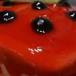 新宿高野 - 苺アントルメ