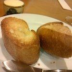 キッチン ポアレ - コースのパン