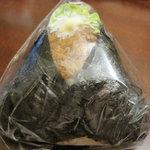 心亭 - 料理写真:たこ焼きが入ったおにぎり
