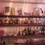 ゴーゴーコーヒー - 酒棚