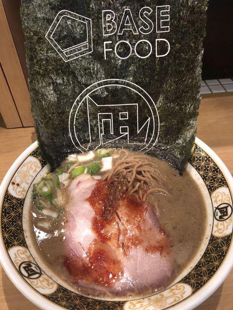 すごい煮干ラーメン凪 新宿ゴールデン街店 別館>