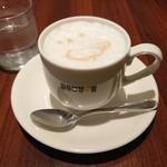 ドトールコーヒーショップ - ハニーカフェラテM¥320-