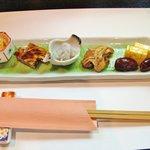 日本料理 川匠 - 前菜