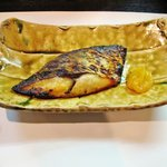 日本料理 川匠 - 鰆西京焼き