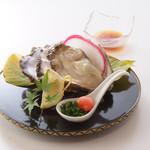 日本料理 空海 - 今が旬の天然岩かき
