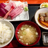 海鮮食事処 いしざき - 料理写真:「刺身定食」1000円(税込)